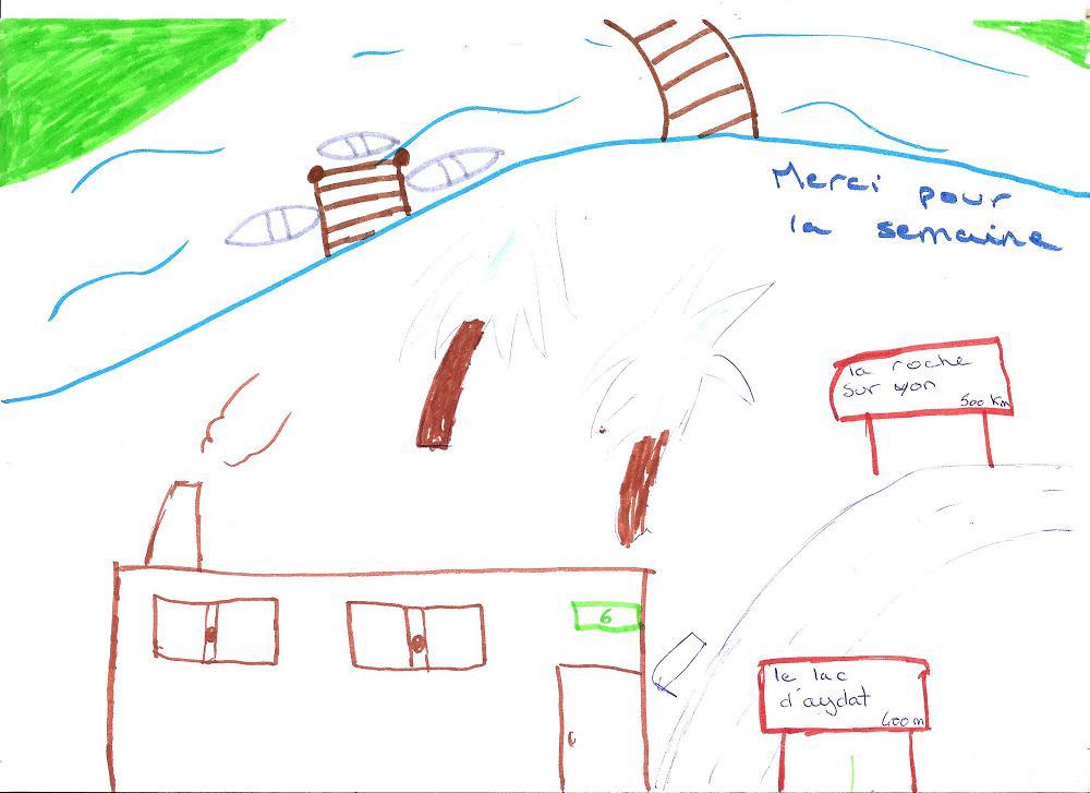 chalet en auvergne dans le puy de dome en location 13