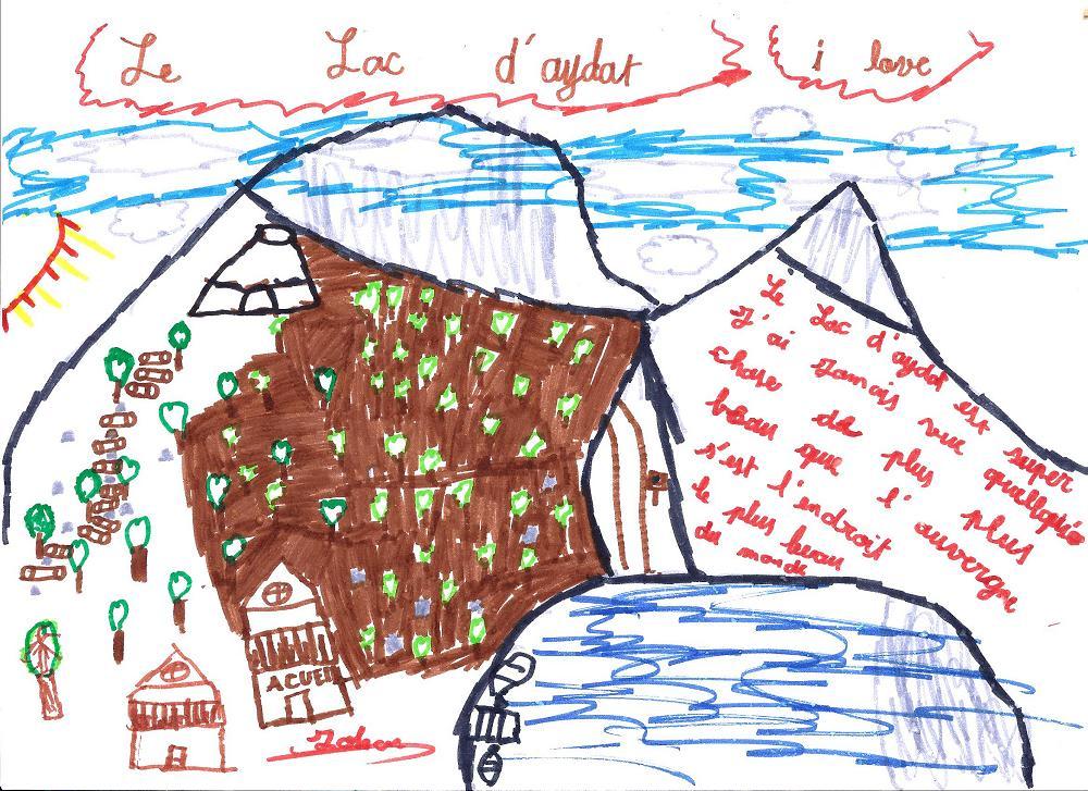 chalet en auvergne dans le puy de dome en location 15