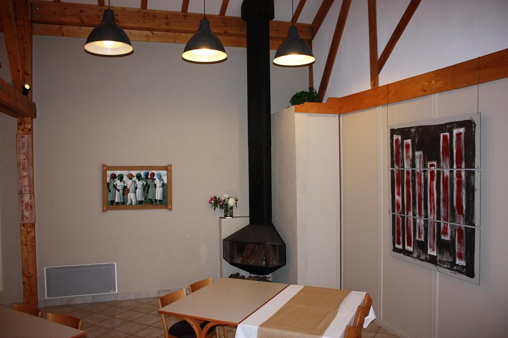 location salle Aydat Puy de Dôme à 20km de Clermont-Ferrand : salle mariage et séminaire