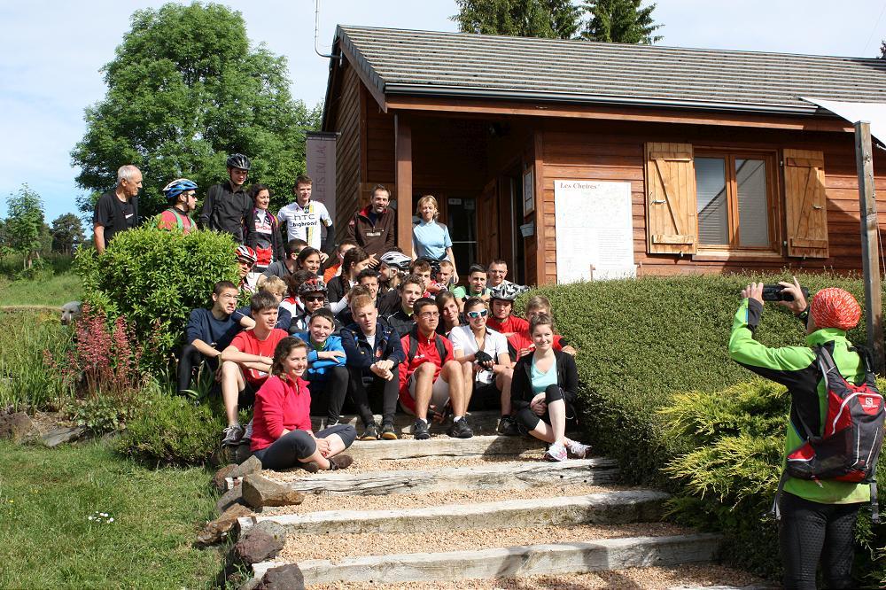 location grand gîte de groupe dans le Puy de Dôme 63